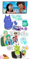 Steven Universe artdump