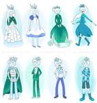 Princess Mintgum + Prince Breathmint