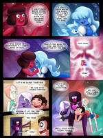 Steven Universe - Alone Together by Chocoreaper