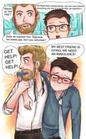 RnL - Get Help! by Chocoreaper