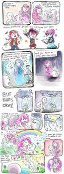 A Comic About Your Voice by Chocoreaper