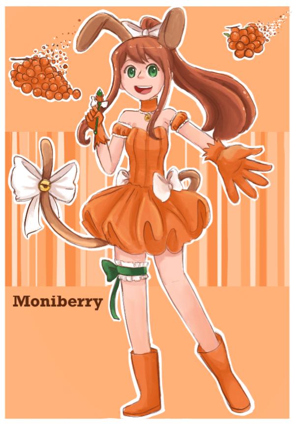 DDLC x TMM - Moniberry by Chocoreaper