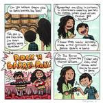 Rock N Barrel Roll