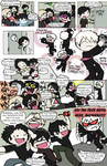 MCR comic - who wud thought...