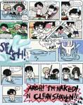 MCR comic - Hydrophobia