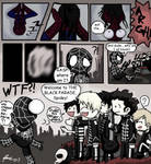Spidey joins the Black Parade