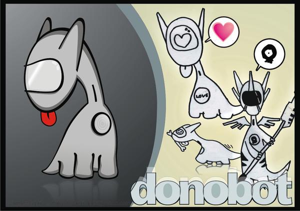 donobot by komatkomik