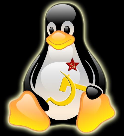 communist tux id by r3b31