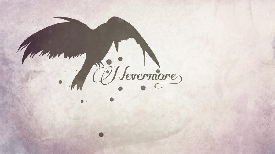 Nevermore By Aabyegrace On DeviantArt