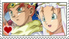 Crono and Marle Stamp by CallMeMarle
