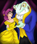CT Beauty and the Beast