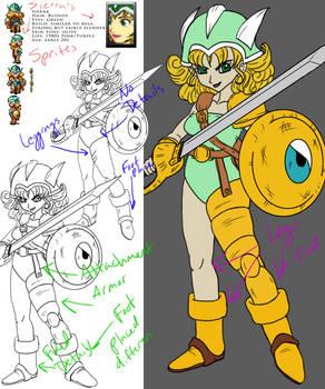 Sierra's Sketches