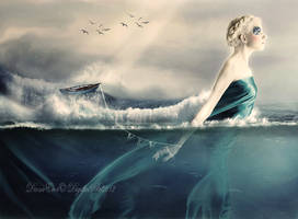 Tide.... by DiosaEMR