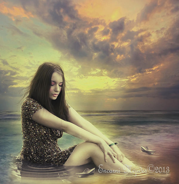Summer dreams by DiosaEMR