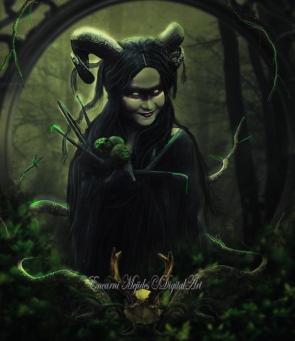Venomous creature by DiosaEMR