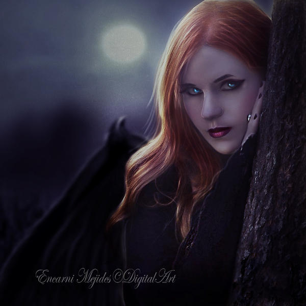 Beauty of darkness by DiosaEMR