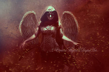 Angel of Death by DiosaEMR
