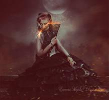 Dark fire by DiosaEMR