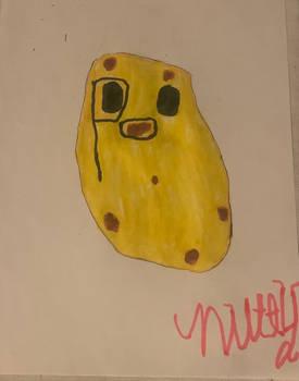 A special potato for a special somone