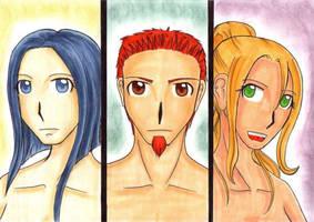 IQ Cover 'Color' by mia-asai