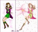 Magical Flower Girl 2006/2013