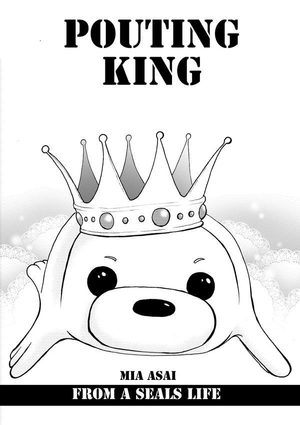 Pouting King - Cover by mia-asai