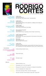 Resume English by rogaziano