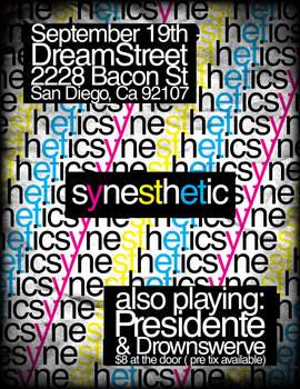 Synesthetic Dream Street