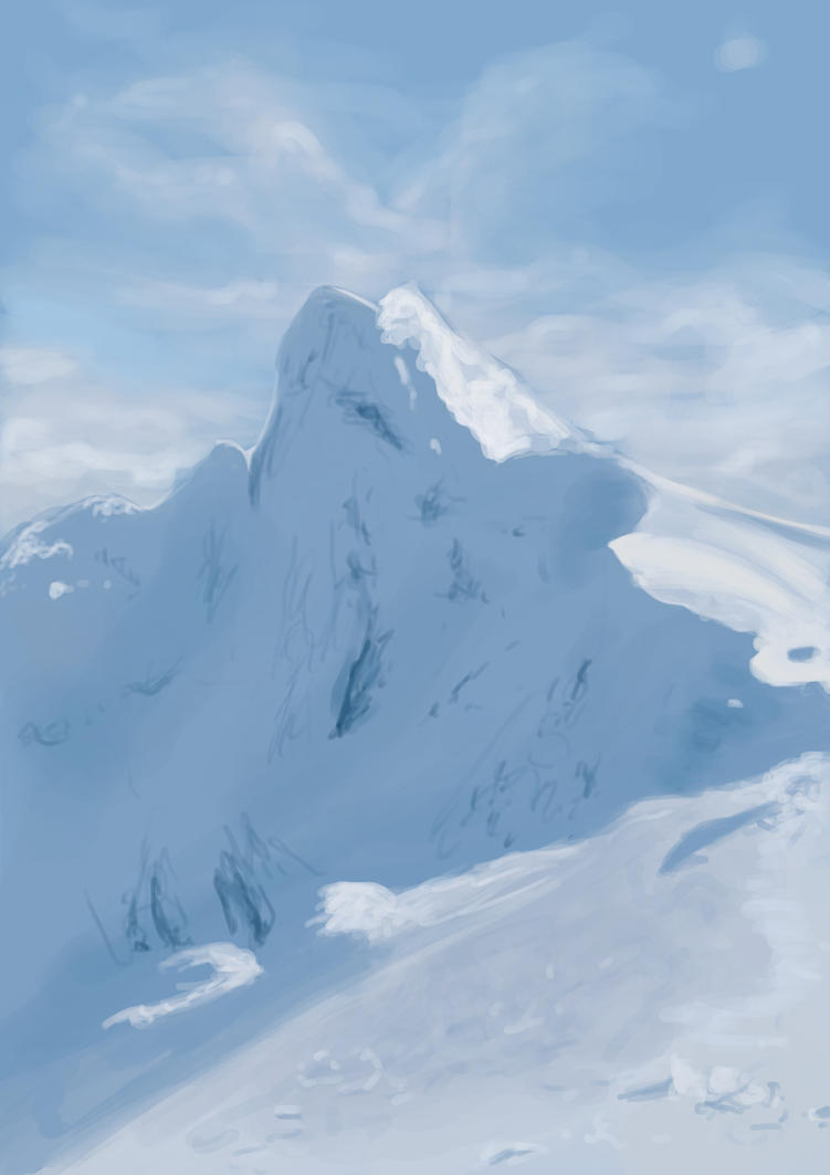20 Minute Mountain by Steph1254