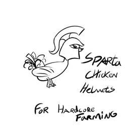 spartan chicken