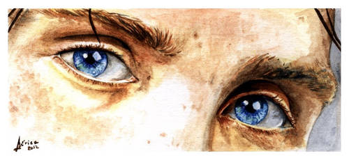 Cillian's eyes by alfalyr