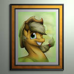 Applejacks Portrait
