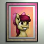 Appleblooms Portrait