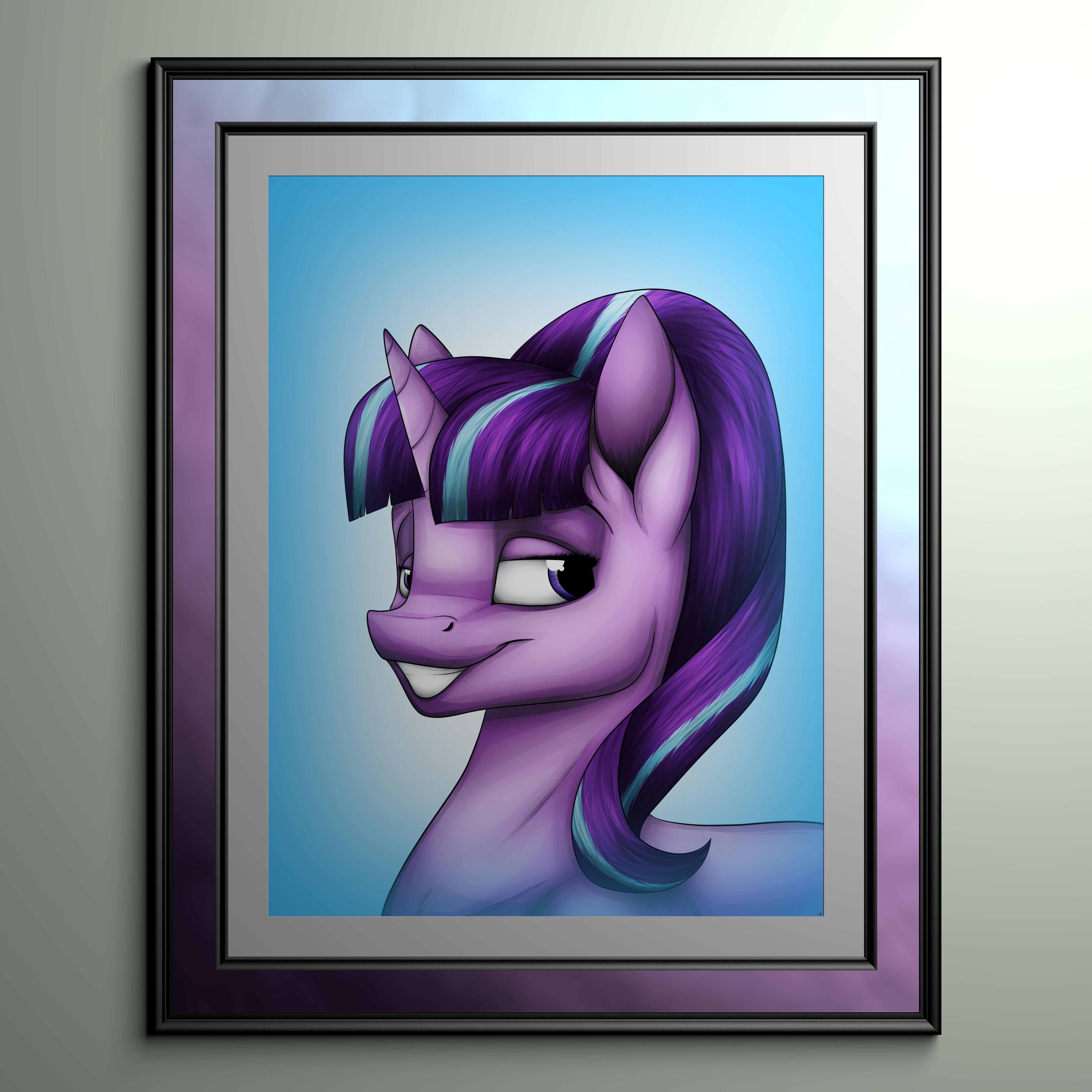 Starlight Glimmers Portrait