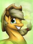 Applejacks Portrait (original)