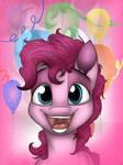 Pinkies Portrait (original)