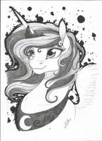 Moon-Star by LupiArts