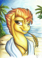 Summer Flame by LupiArts