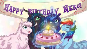 :COMM: Birthday Group