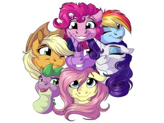 mane_group_cuddle_by_lupiarts_dcgpozu-25