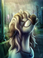 Droplets Reveal by LupiArts