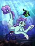 :COMM: Under the Sea(Pony)