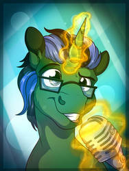 :COMM: Fun at Recording by LupiArts