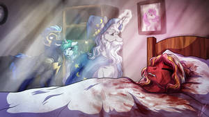 :COMM: Let her rest