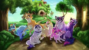 :COMM: My Little Foxy