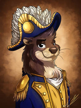 :COMM: Admiral Otter 1