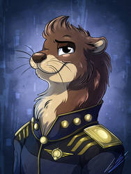:COMM: Admiral Otter 2