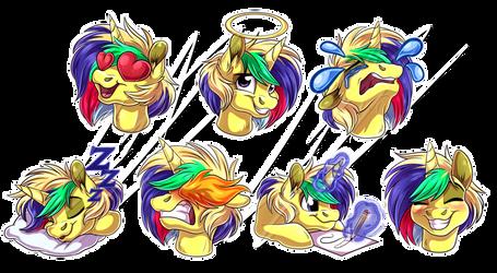 :COMM: SourPatchKing's Emotes