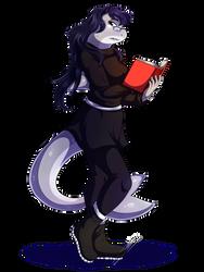 :COMM: Book Girl