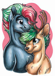 :COMM: I love you, my Deer
